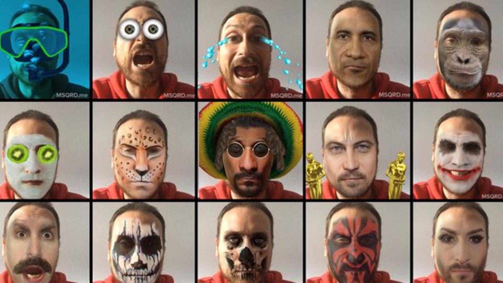 About Face: Facebook acquires face swap app | Al Bawaba