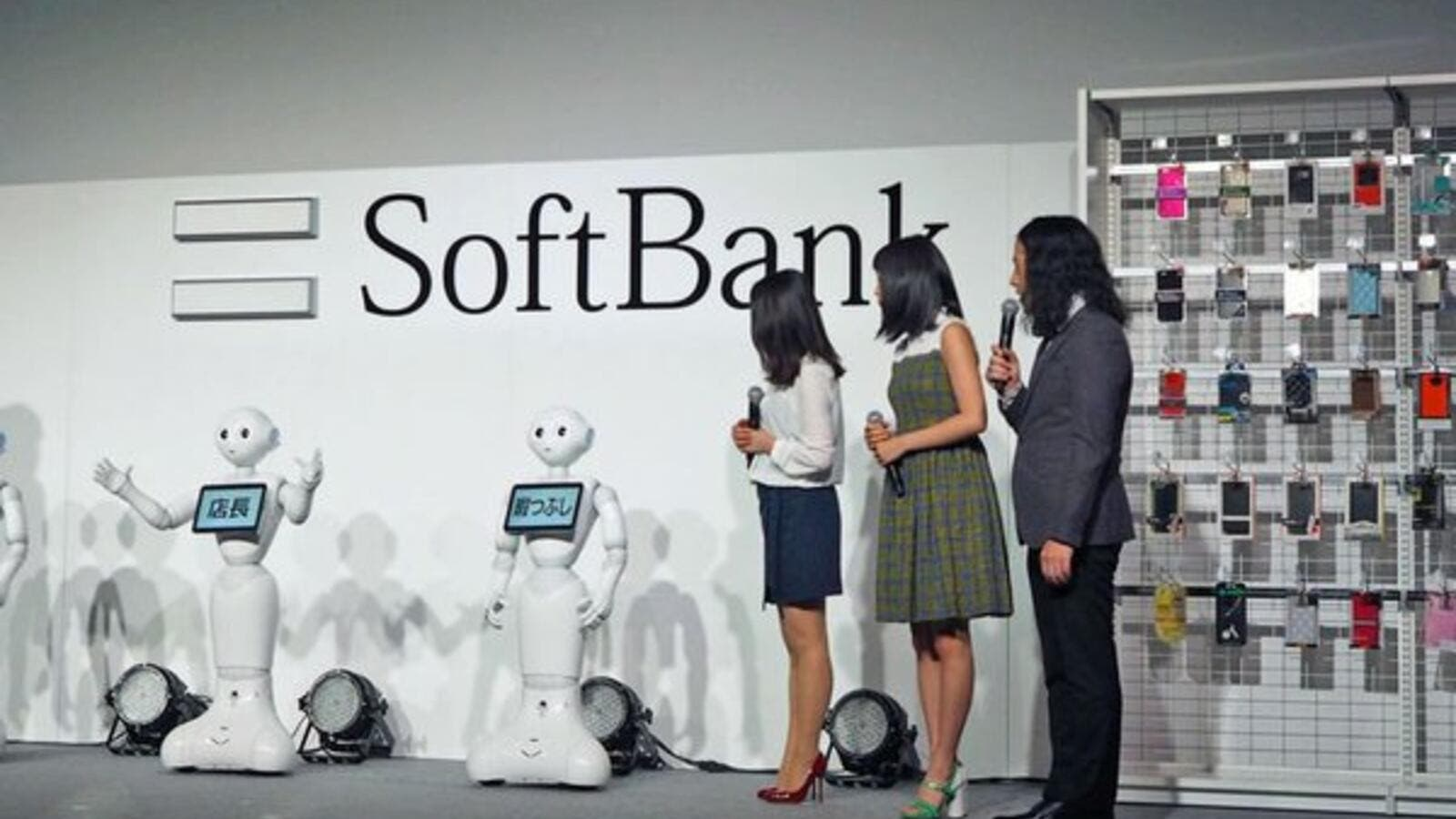 The new partnership is an ambitious effort by SoftBank and its billionaire founder, Masayoshi Son, to expand the company's footprint worldwide. (Twitter)