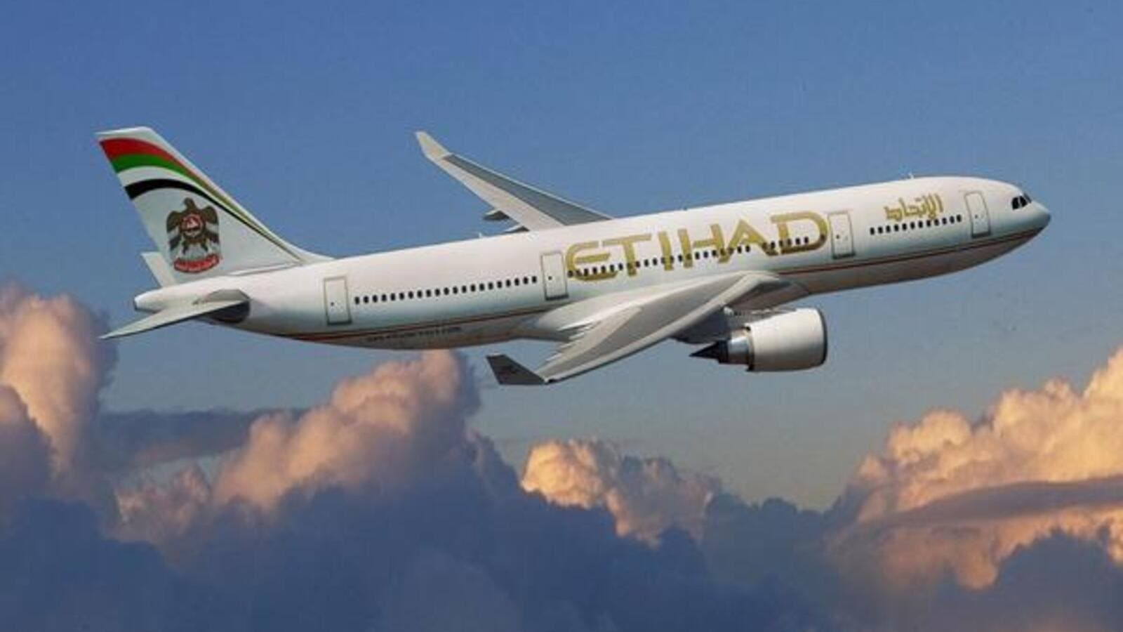 Etihad has embarked on a strategy of buying up stakes in airlines from Australia to Italy in bid to grow its network. (File photo)