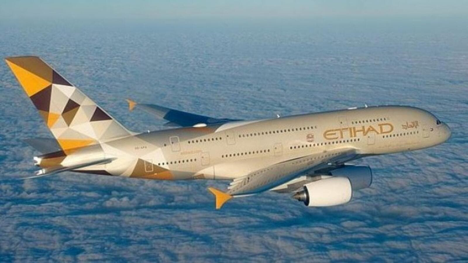 Etihad is planning to carry 19 million passengers this year, an increase on the 17.6 million in carried in 2015. (File photo)