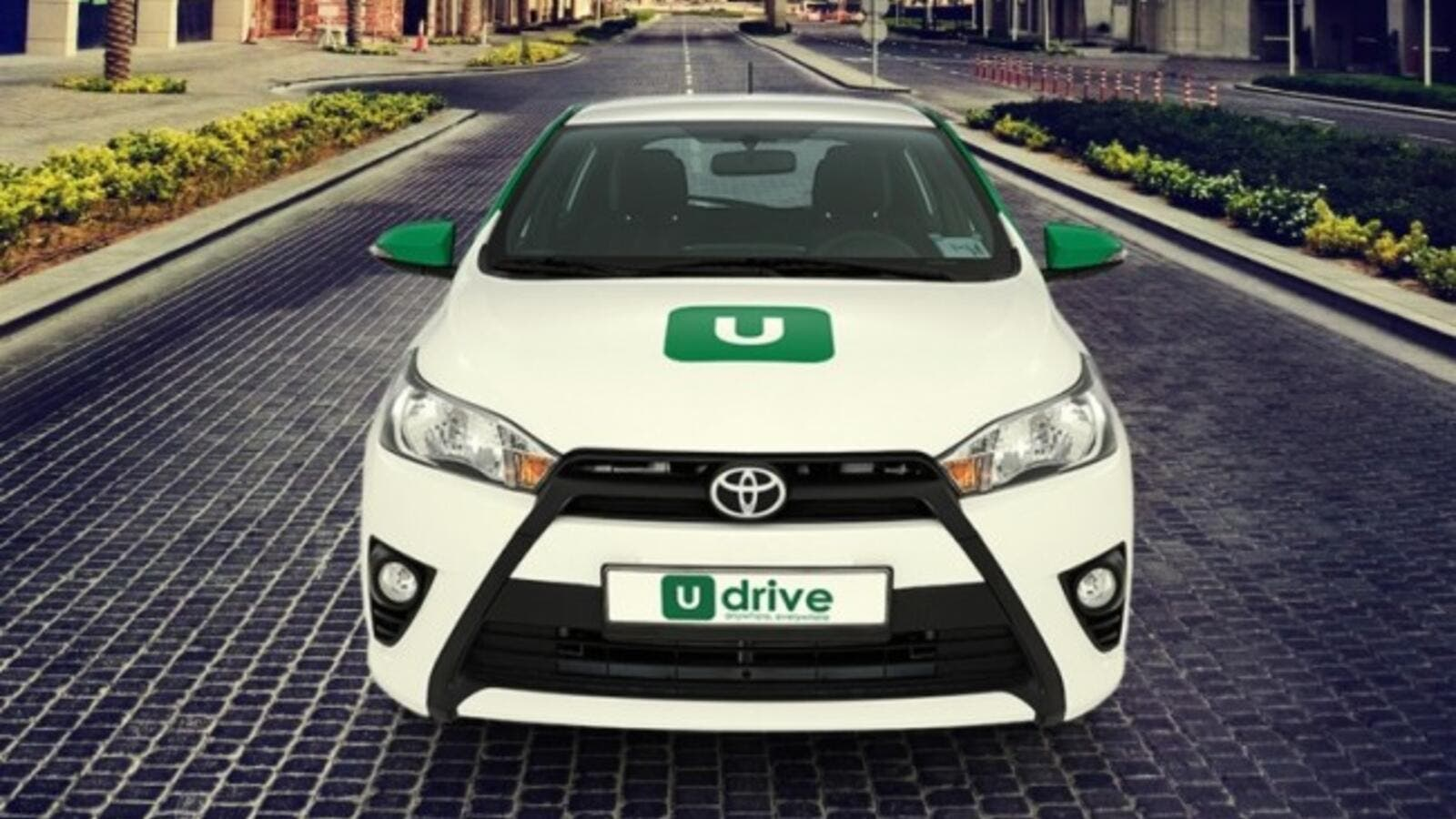 UDrive will continue with a reduced-rate for daily rentals. (Twitter)