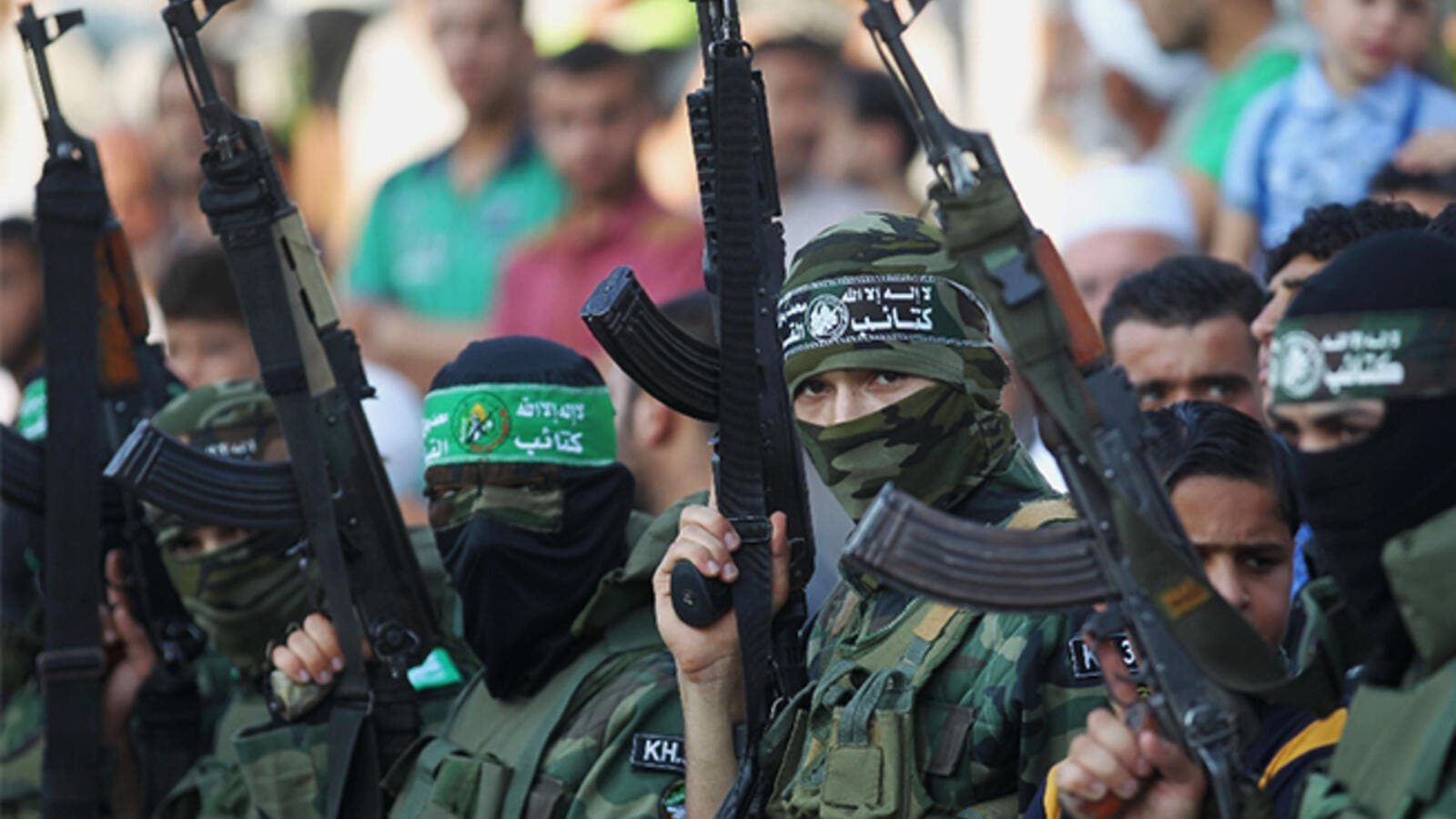 The land giveaway is the latest sign that Hamas is struggling financially after almost a decade of uncontested power in the coastal strip. (AFP/File)