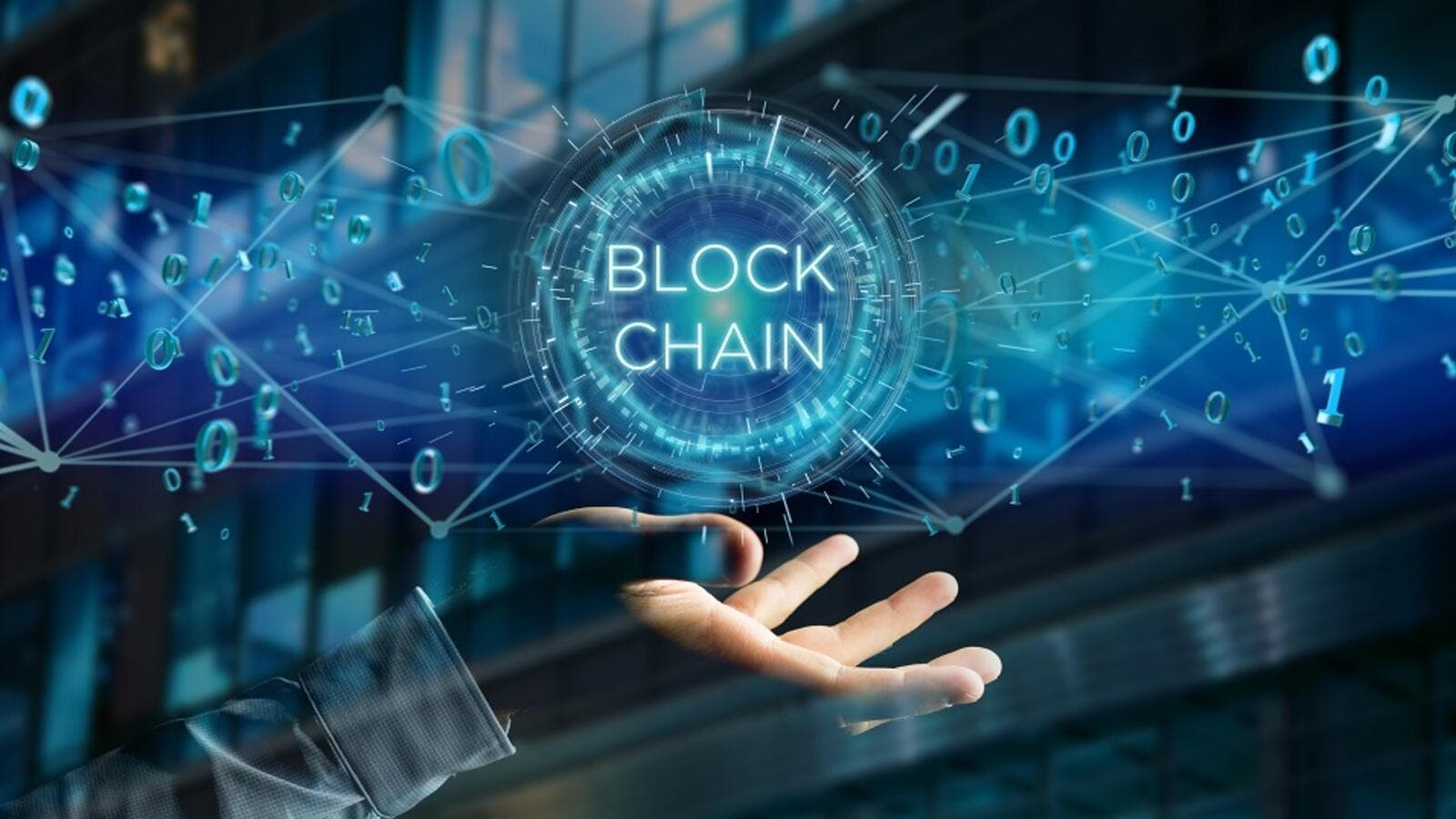 'Blockchain' is the buzzword thrown around frequently when the future of technology is discussed. (Shutterstock)