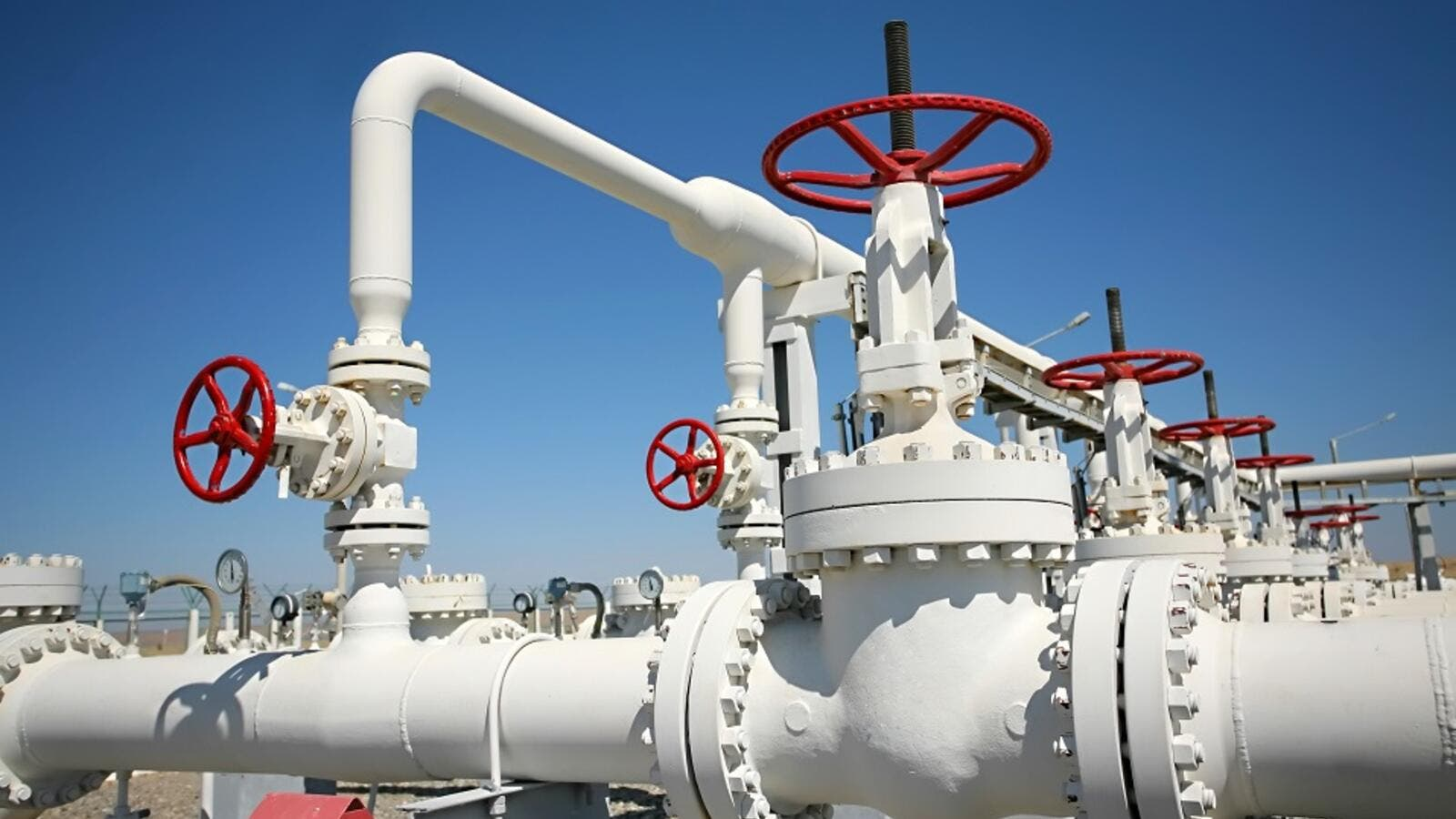 The fifth gas pipeline will be operational end of the current year. (Shutterstock)