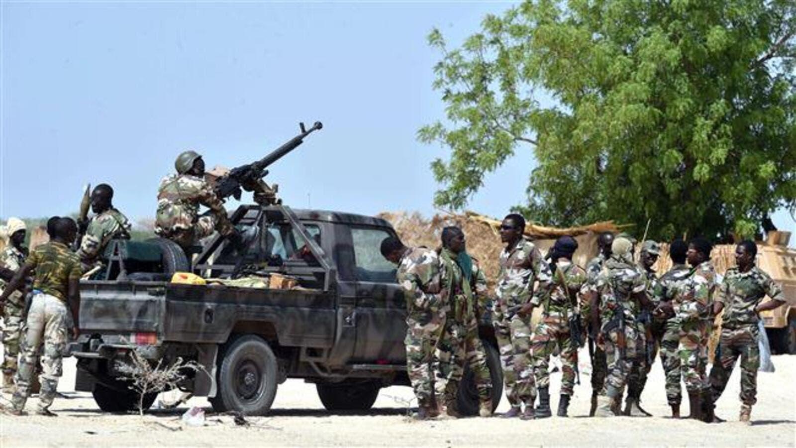 Nigerian Army Kills 10 Boko Haram Members   Al Bawaba