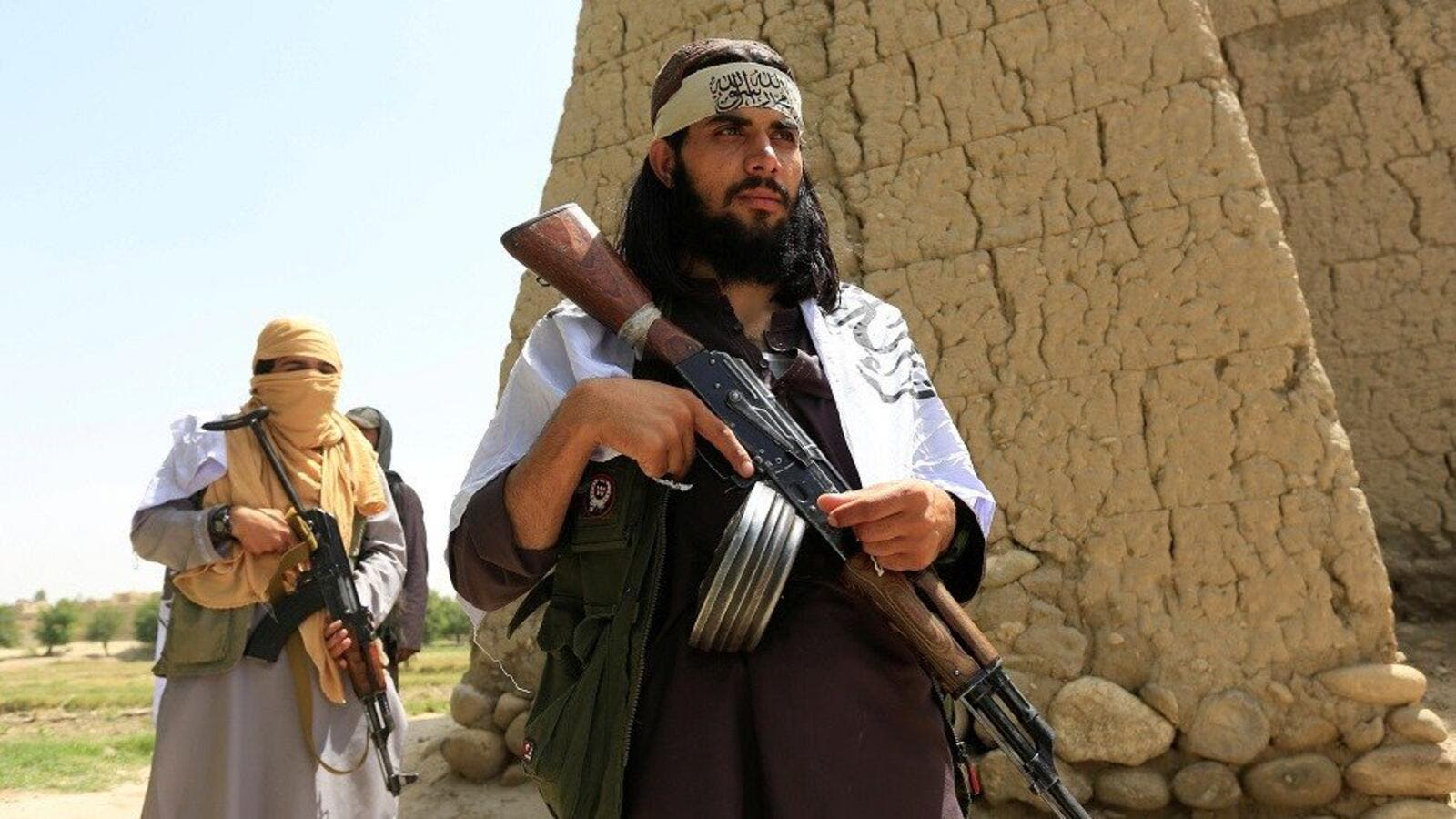 The Afghan militant group Taliban (Twitter)
