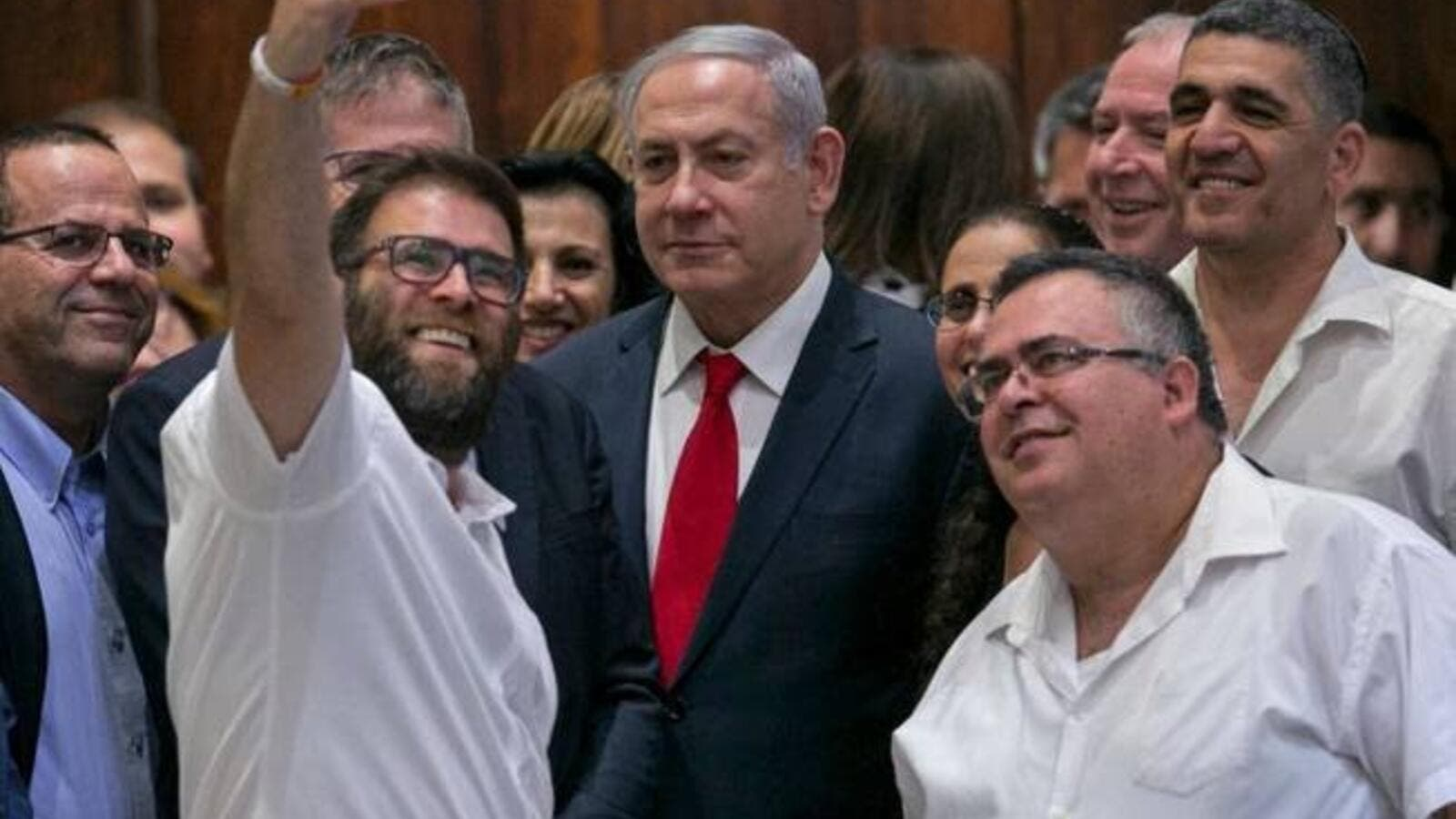 Israel passes Jewish nation-state law (Twitter)