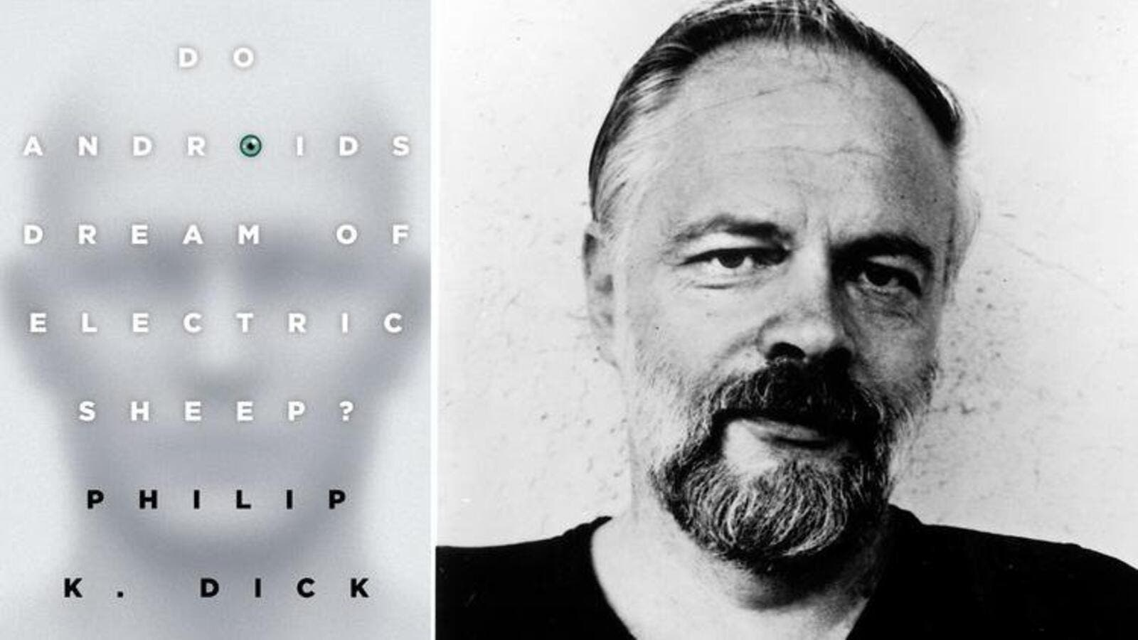 Philip K. Dick's 'Do Androids Dream of Electric Sheep' (Twitter)