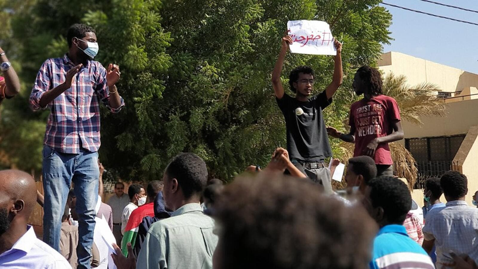 Protests in Sudan leave at least 19 dead, 406 injured. (Twitter)