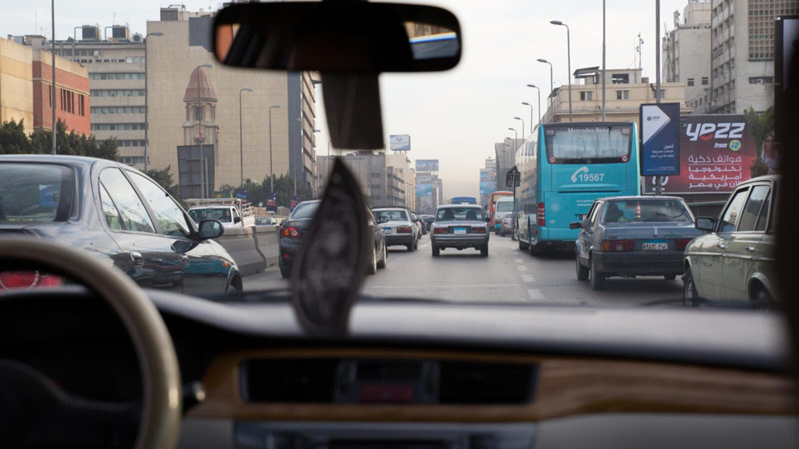 Female-only driving school in Egypt urges more women to get