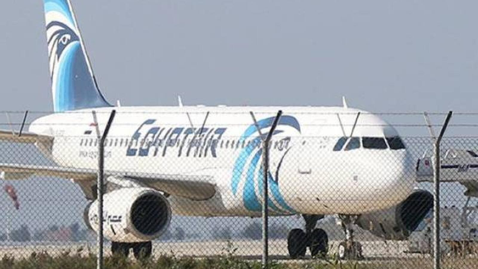 An EGYPTAIR jet (AFP)