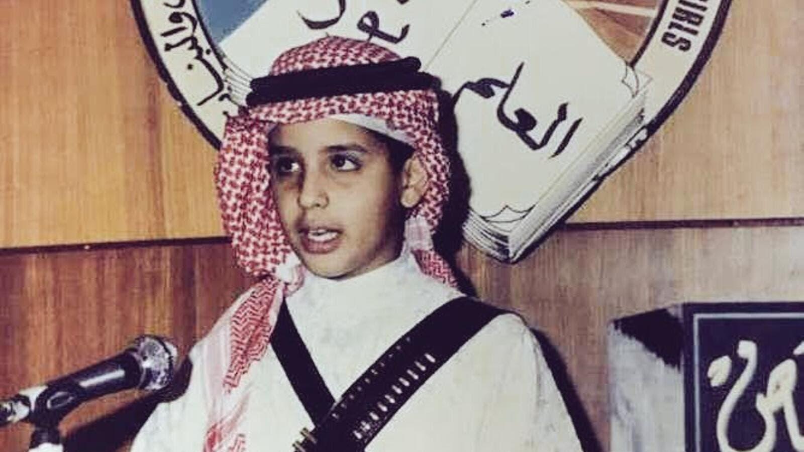 تداول صور وفيديوهات نادرة لمحمد بن سلمان بذكري ميلاده البوابة