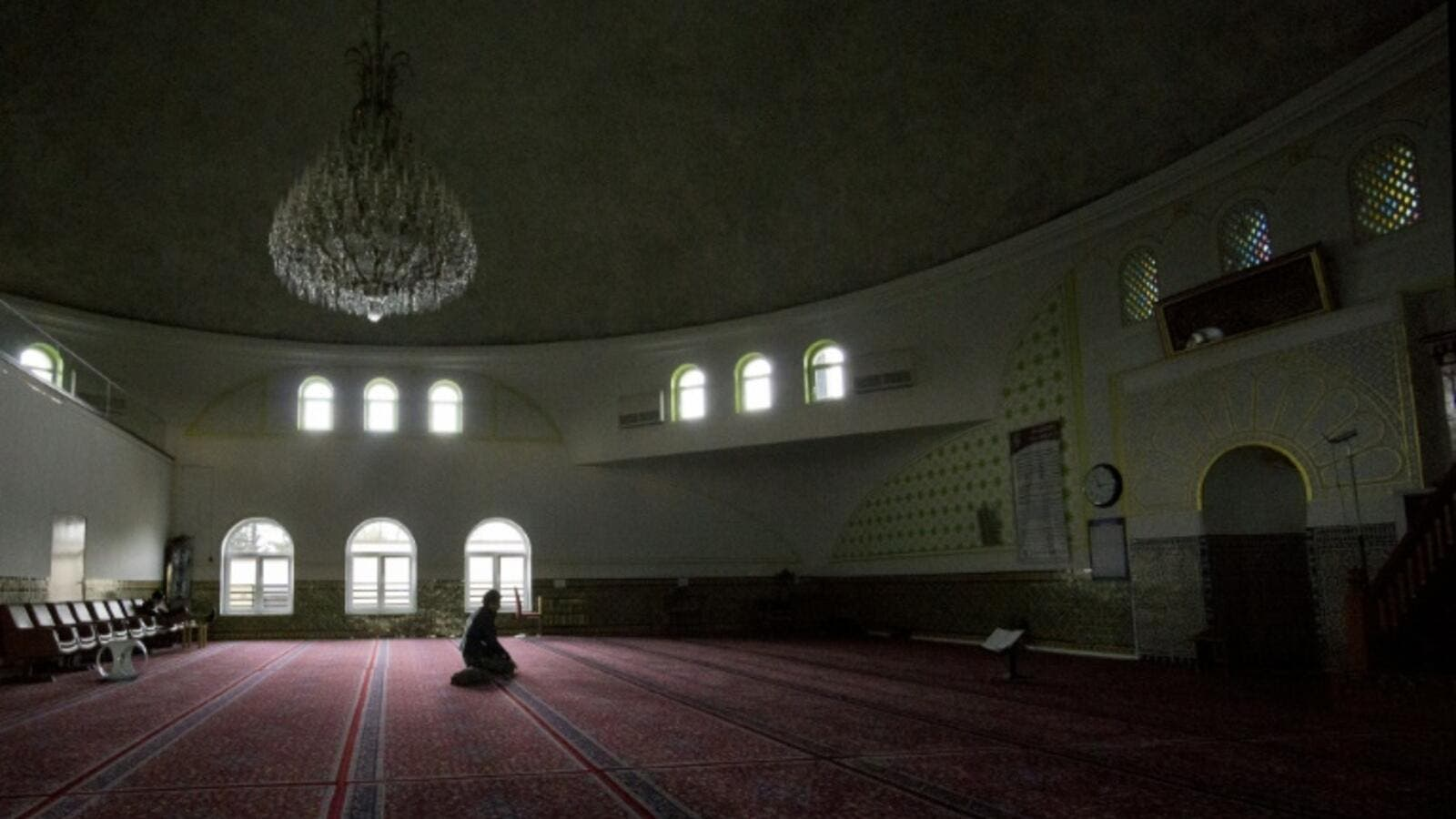 Austria is to close 7 mosques and expel 40 Imams. (AFP/ File)