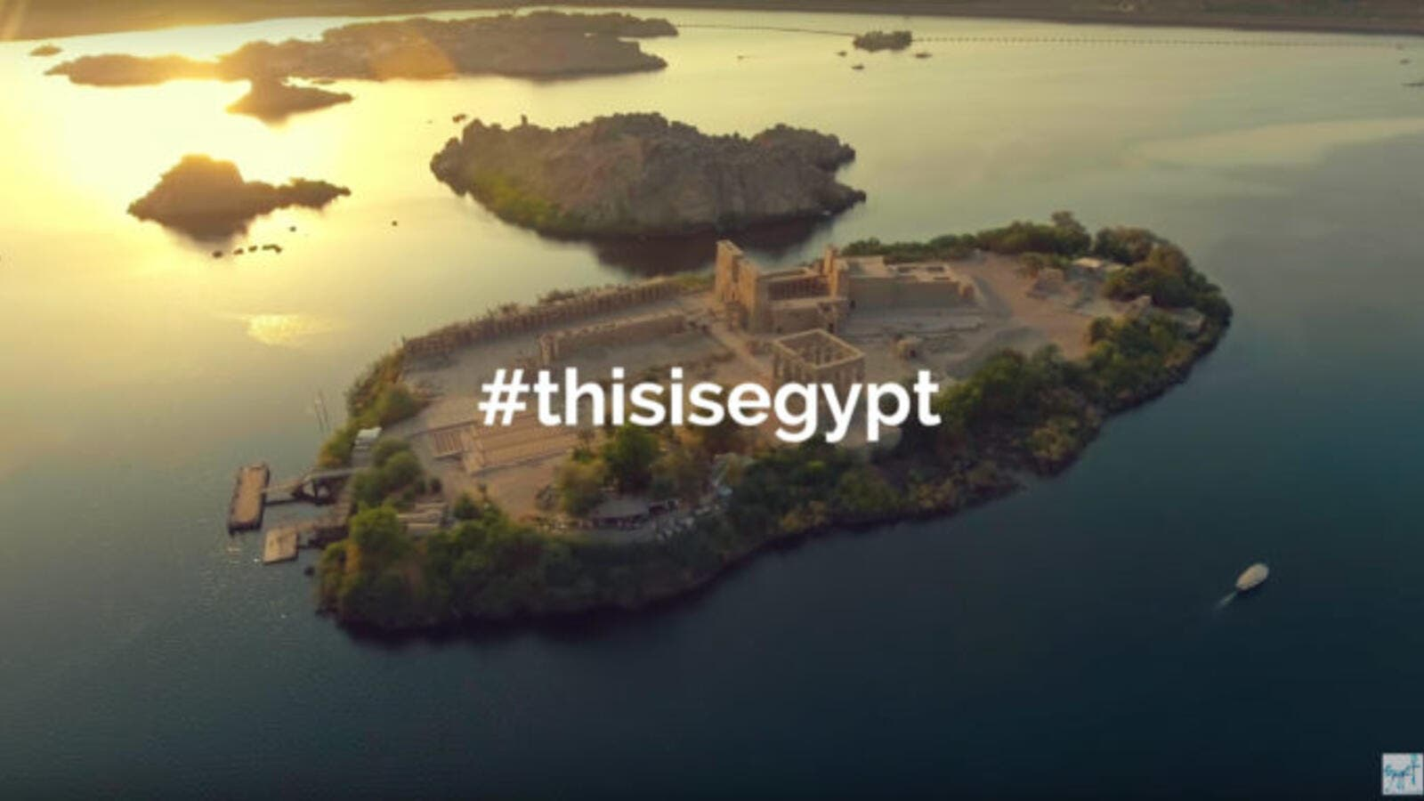 Egypt welcomed only 300,000 tourists in 2015 compared to two million in previous years.  (YouTube)