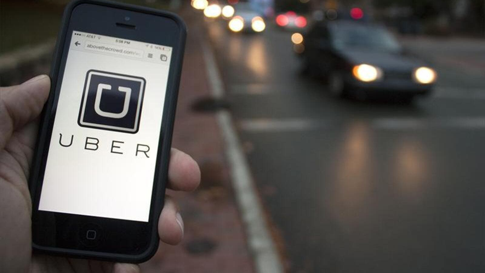 Uber and Careem are to continue working in Egypt, blocking the implementation of a March court order to suspend operations by the two companies in the country. (AFP/ File Photo)