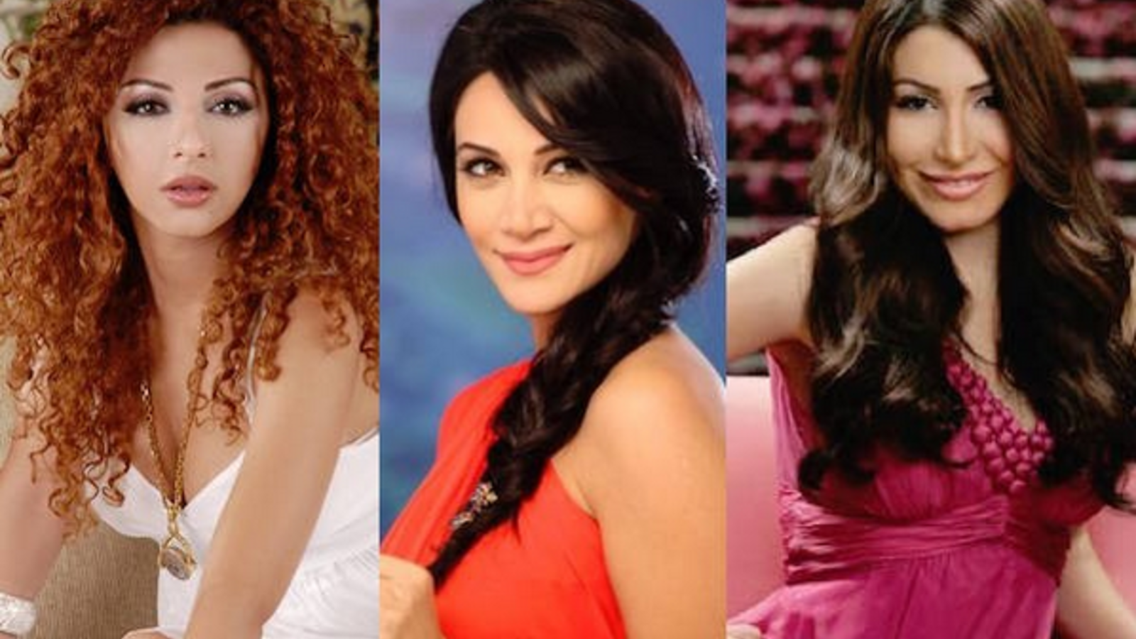 Diana Haddad, Myriam Fares and Yara will join acts such as Kadim Al Saher and Christina Aguilera. (Photo composite courtesy of Morocco World News)