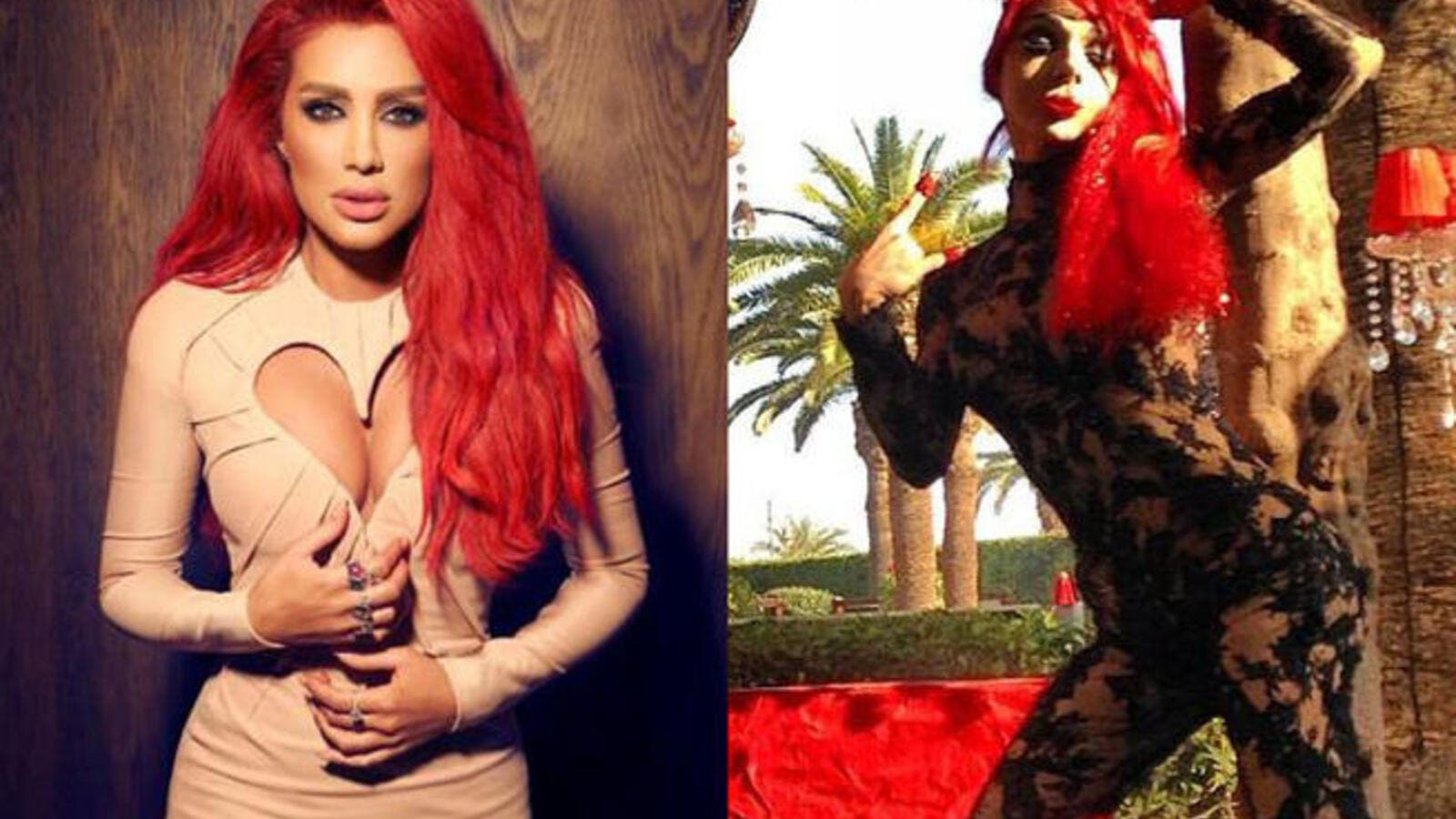 In the clear: Maya Diab won't be suing celeb impersonator Bassem