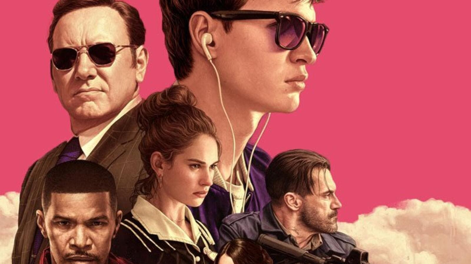 Baby Driver. (TriStar Pictures)