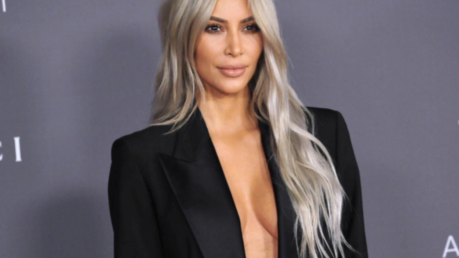 Kim Kardashian Reveals Reason behind Huge Indent on her Butt