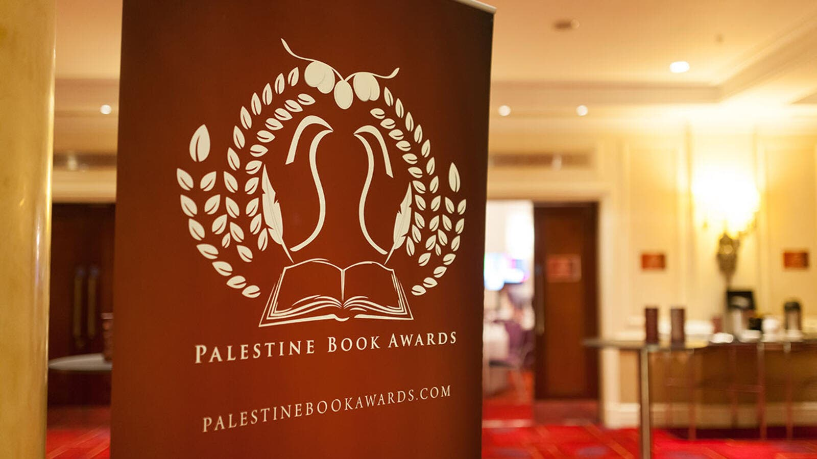The Palestine Book Awards are as exciting as ever! (Middle East Monitor)