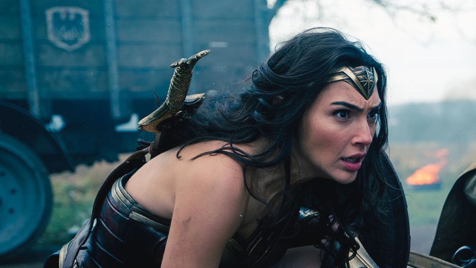 "Jordan gives the OK on ""Wonder Woman,"" despite controversy. (Warner Bros. Entertainment, Inc.)"
