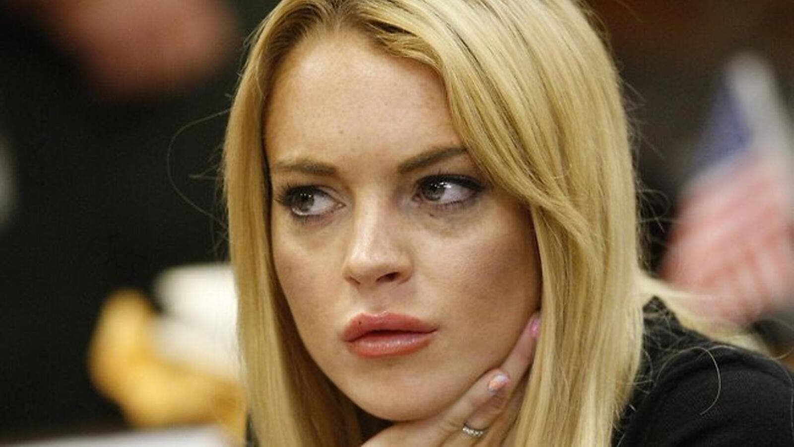 Actress, Lindsay Lohan, plans to help Syrian refugees in Turkey this January. (AFP/File)