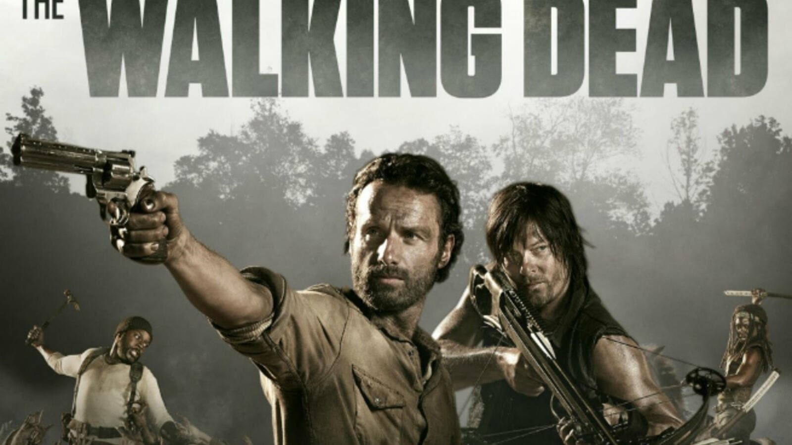 The Walking Dead Has a Surprise for You, Darling | Al Bawaba