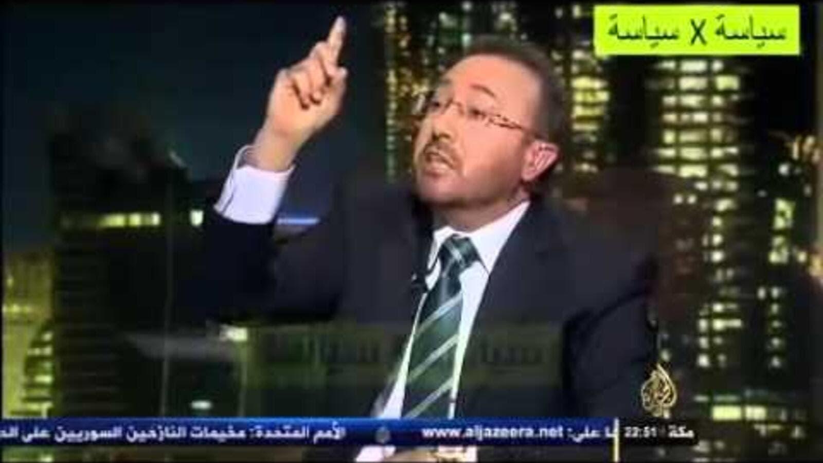 Al Jazeera presenter Faisal al-Kasim trolls Syrian army on