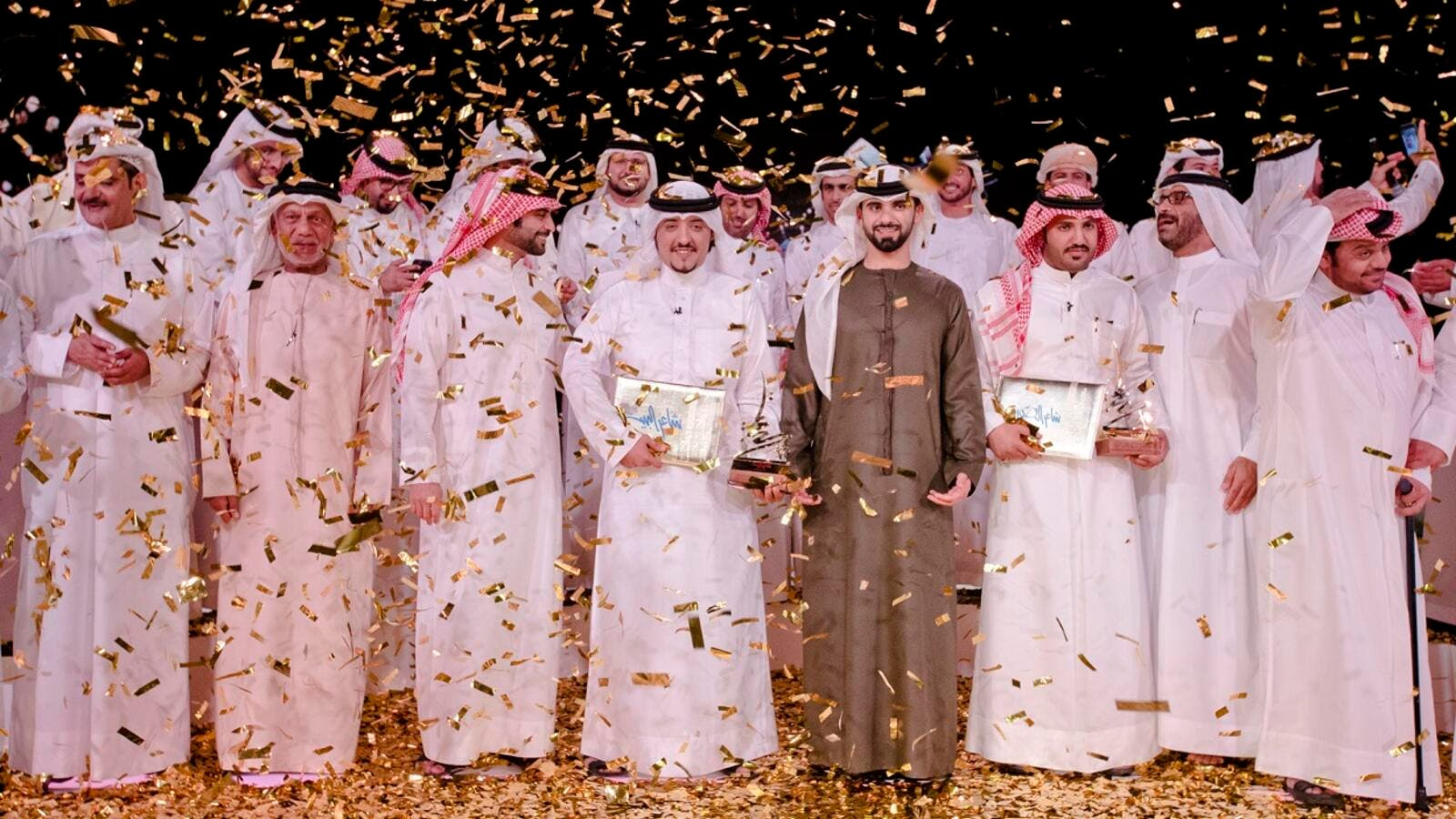 El Beit Show concludes a Successful Third Season with the Attendance of His Highness Sheikh Mansour bin Mohammed Al Maktoum. (File photo)