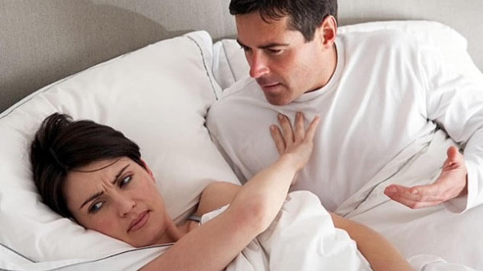 23b7274d1 3 أسباب لانعدام الدافع الجنسي عند المرأة | البوابة