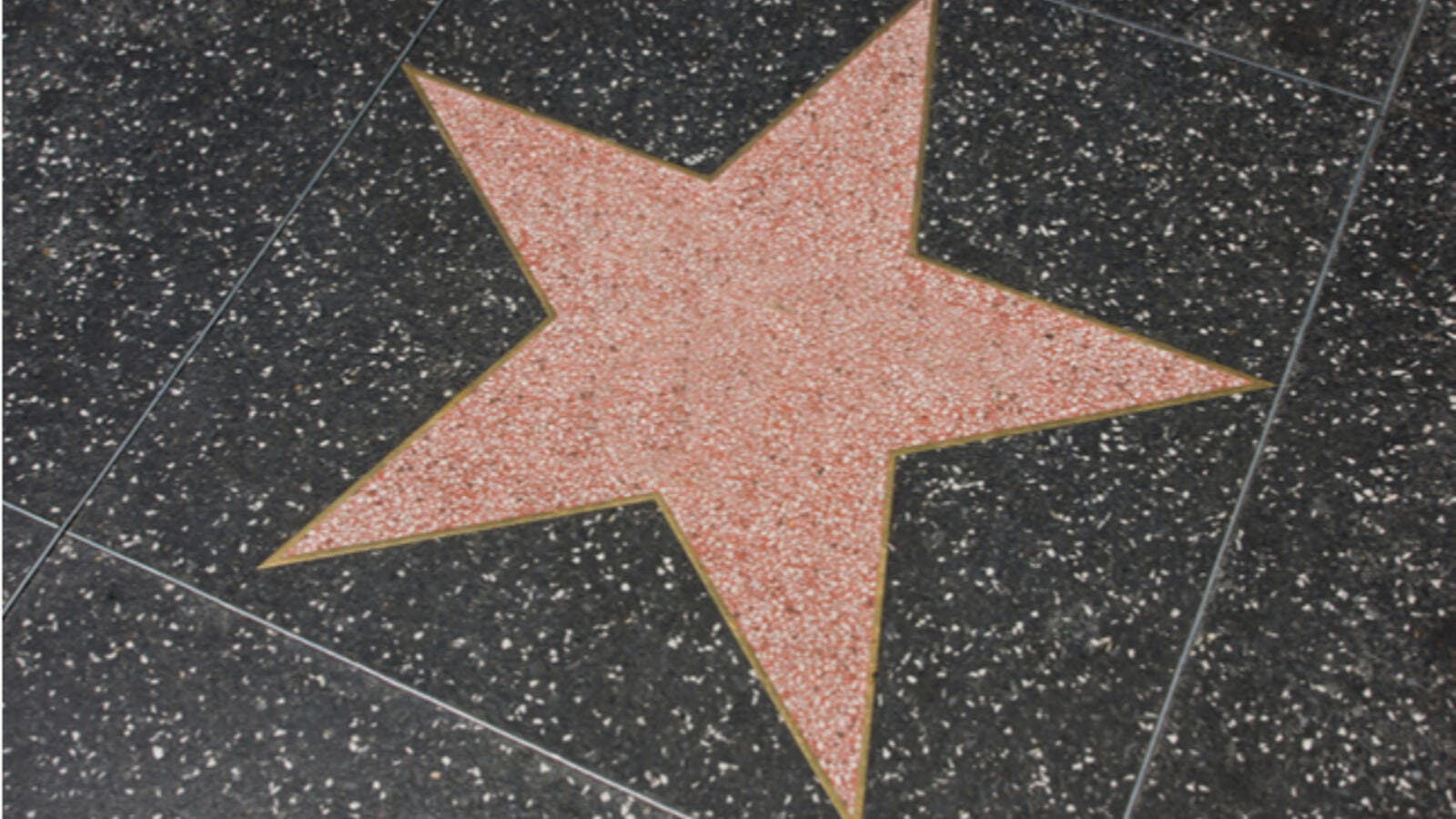 The iconic Walk of Fame is getting its Arabic rendition soon. (Source: Shutterstock)
