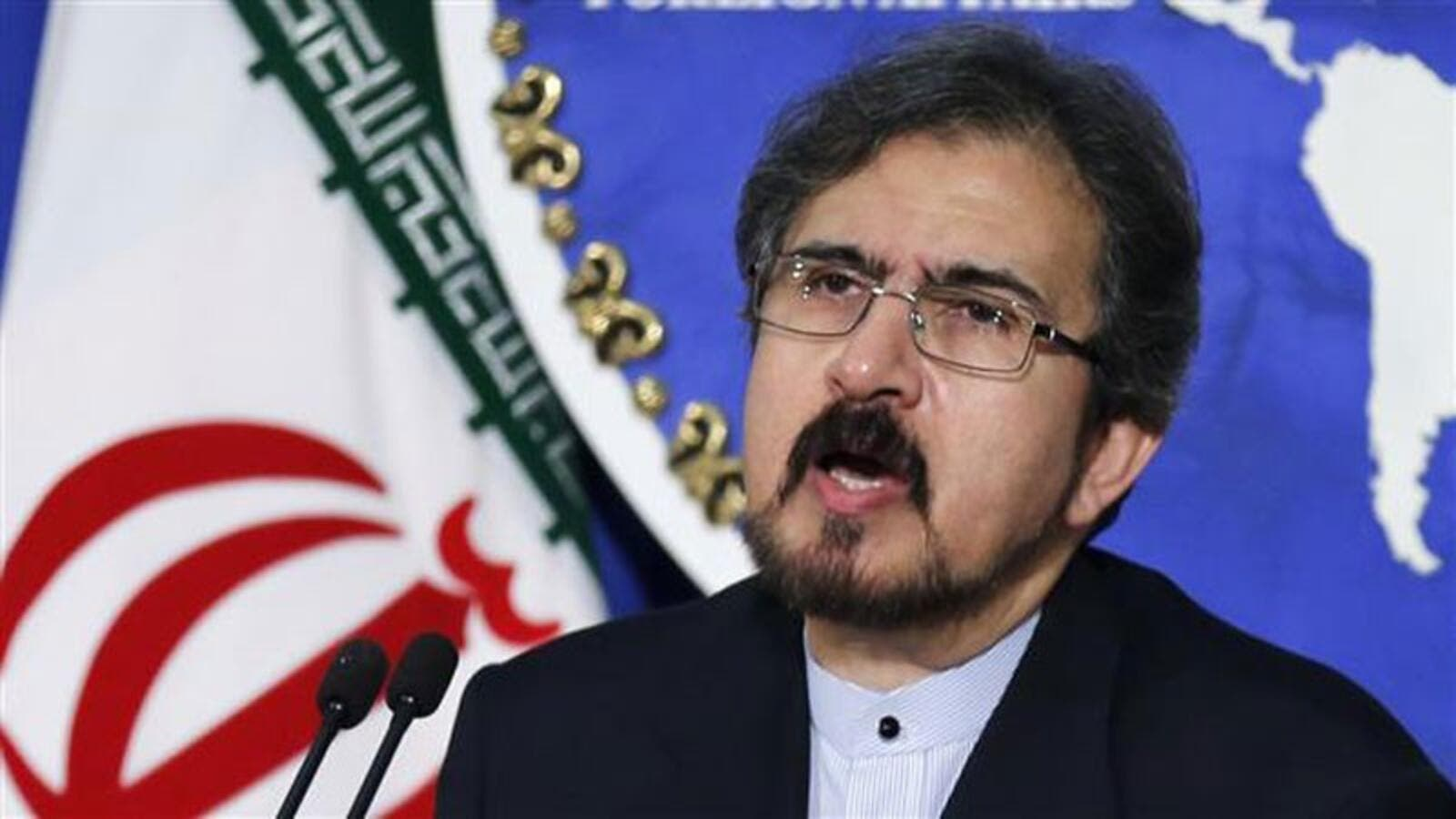 Iranian Foreign Ministry Spokesman Bahram Qassemi (AFP/ File Photo)