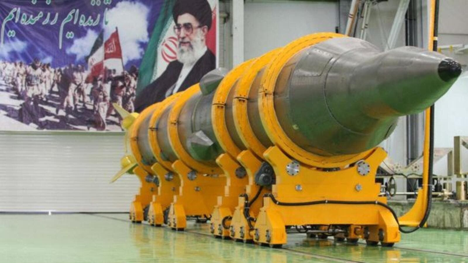 Iran has carried out several missile tests since the 2015 nuclear deal. (AFP/File)