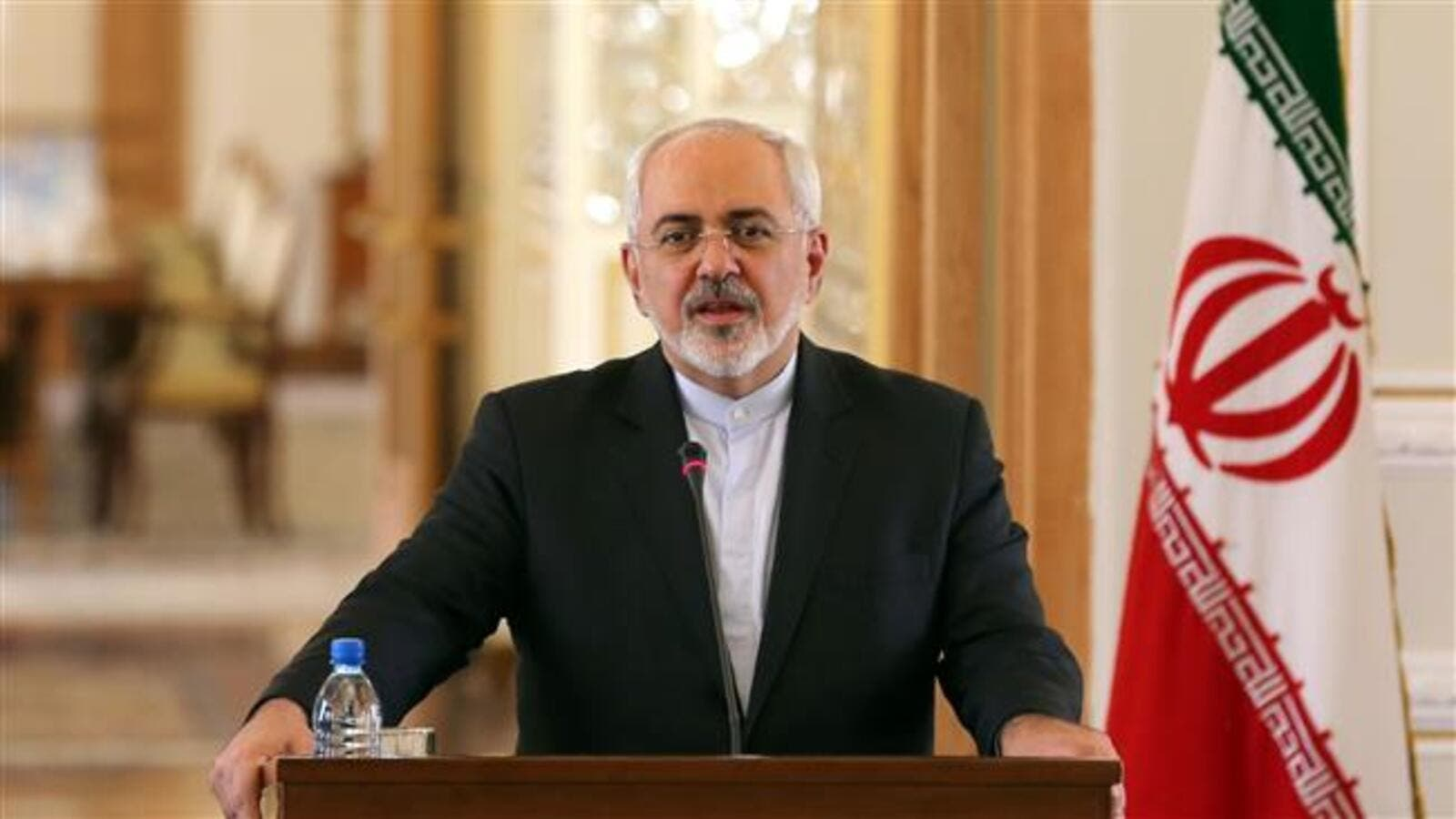 Iranian Foreign Minister Mohammad Javad Zarif. (AFP/ file)