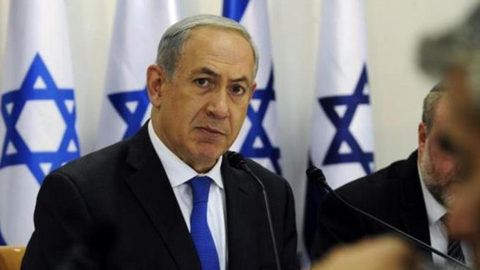 Prime Minister Benjamin Netanyahu denounces latest protests against the new Israeli law. (AFP/ File Photo)