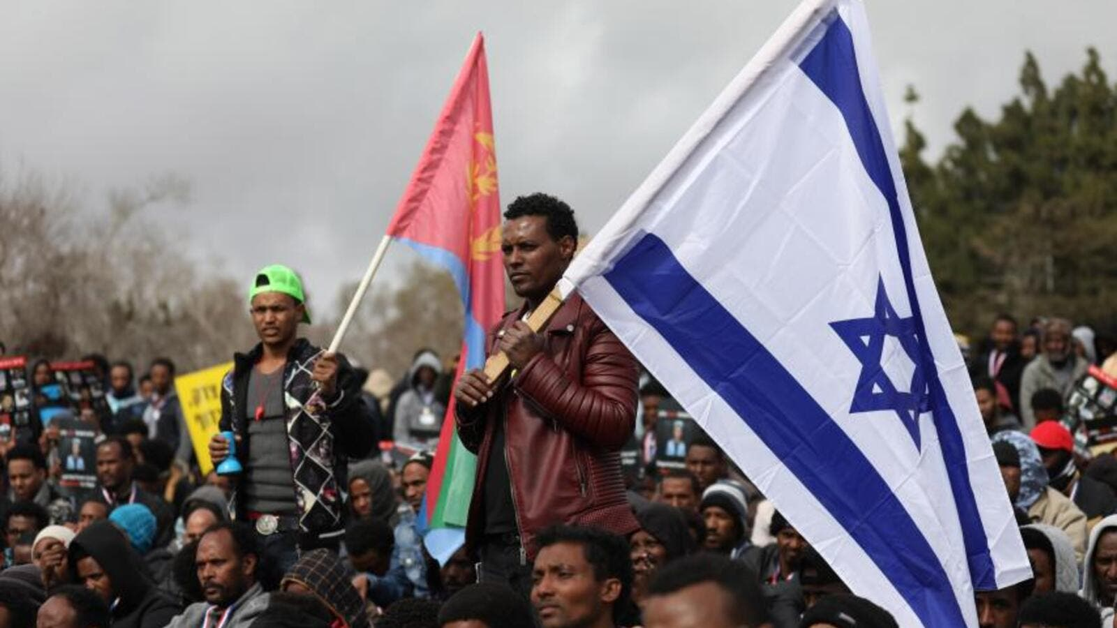 Israel said that it aims to release 207 asylum seekers from Africa in order to complete deportation plan. (AFP/ File Photo)