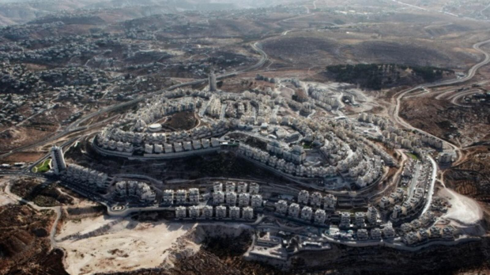 Declared illegal by the UN, Israeli settlements have massively expanded in recent years. (AFP)