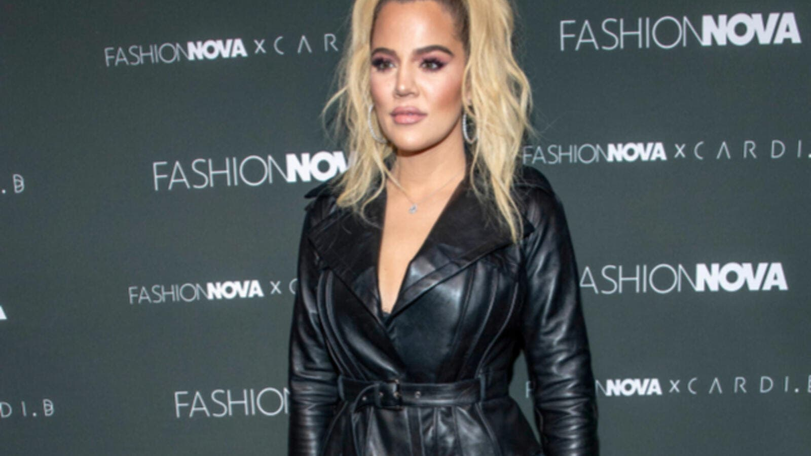 Khloe Kardashian gave birth to her daughter True, now seven months old (Source: Eugene Powers - Shutterstock)