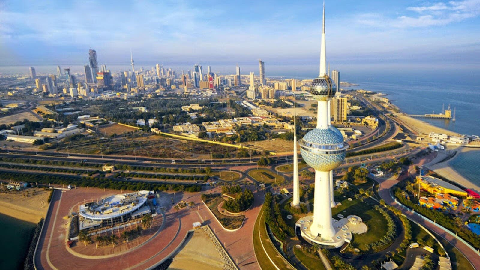 Financial market and oil market developments injected caution into Kuwait's real estate market. (File photo)