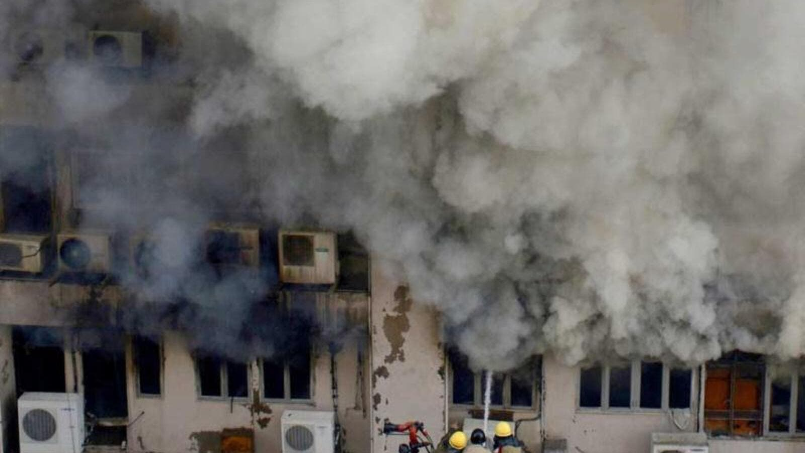 A house fire in Nabatieh killed A Palestinian family in Nabatieh. (AFP/ File Photo)