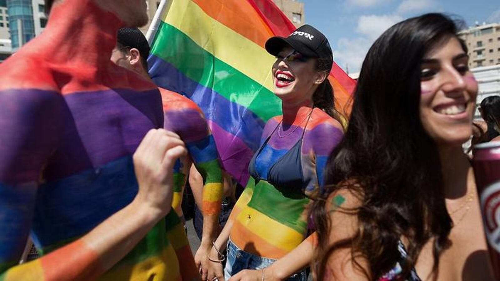 "Gay pride celebrations in Lebanon was canceled after the event organizor was arrested for ""breaching"" public morality. (AFP/ File Photo)"