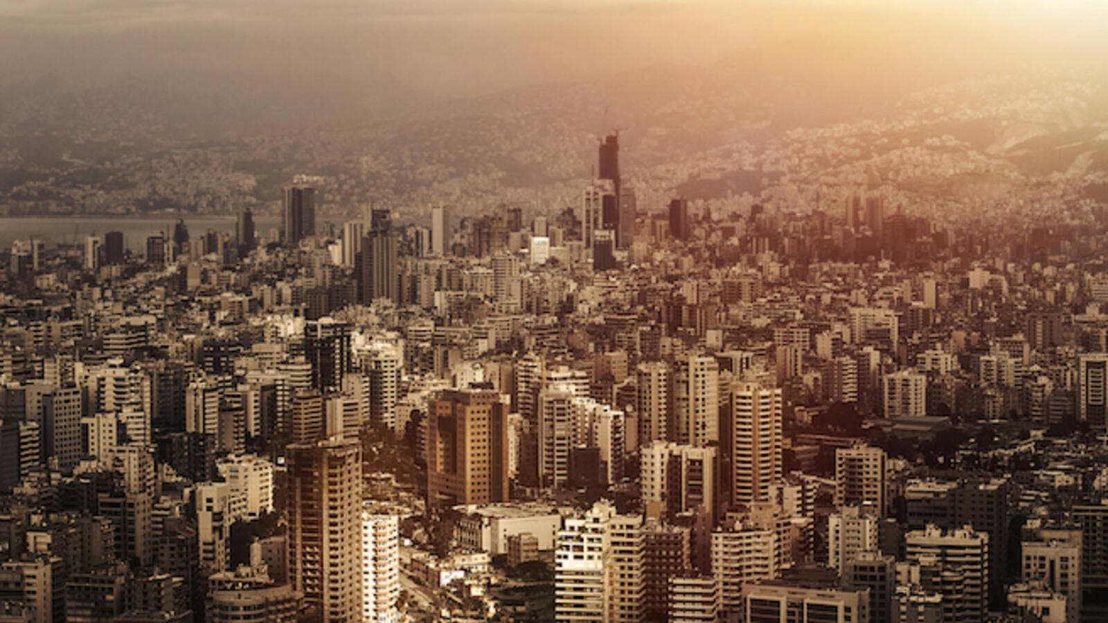 The slump may have started in luxury properties, but it has filtered down as Lebanon's stagnant economy and government vacuum weighs on confidence and spending power. (Shutterstock)