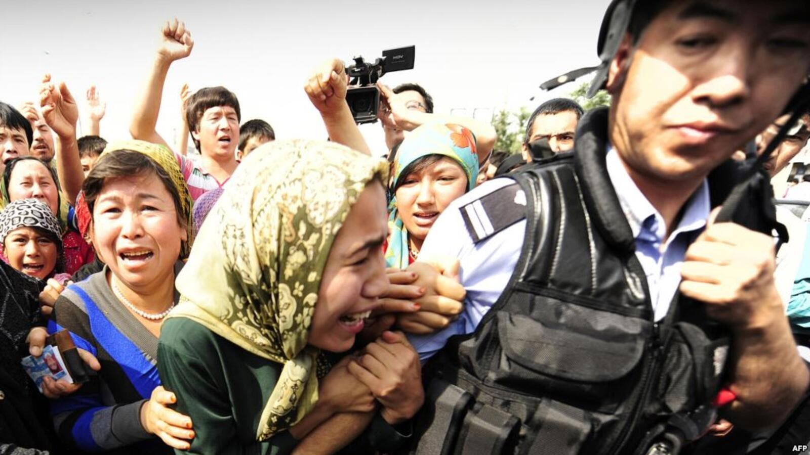 Uyghurs, or the Muslims in China have been facing mass detentions by the Chinese government where they are being put under pressure to denounce their religion. (AFP/File Photo)