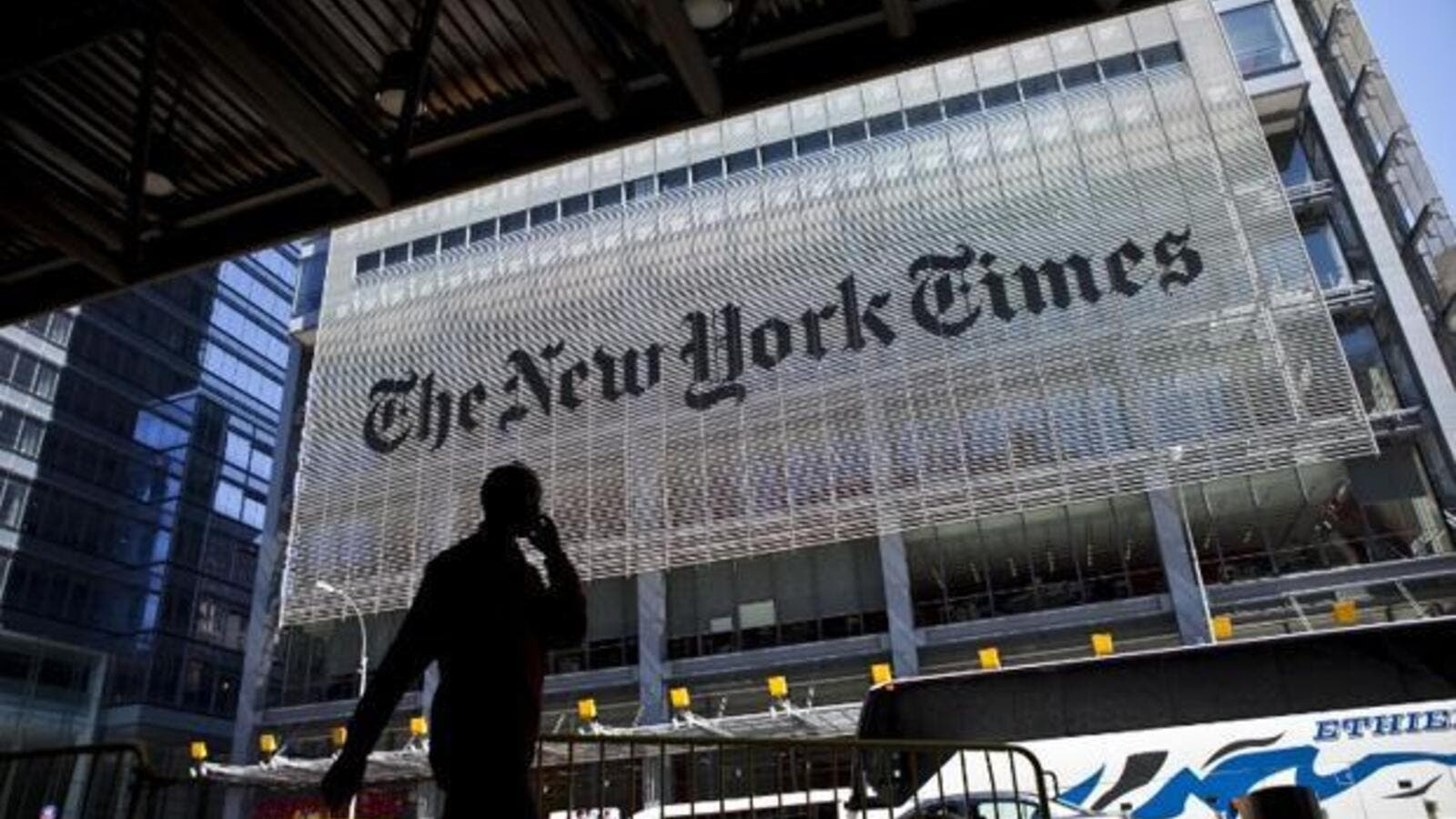 "The New York Times have been facing a backlash over hiring a racist journalist of an ""Asian"" descent. (AFP/File Photo)"