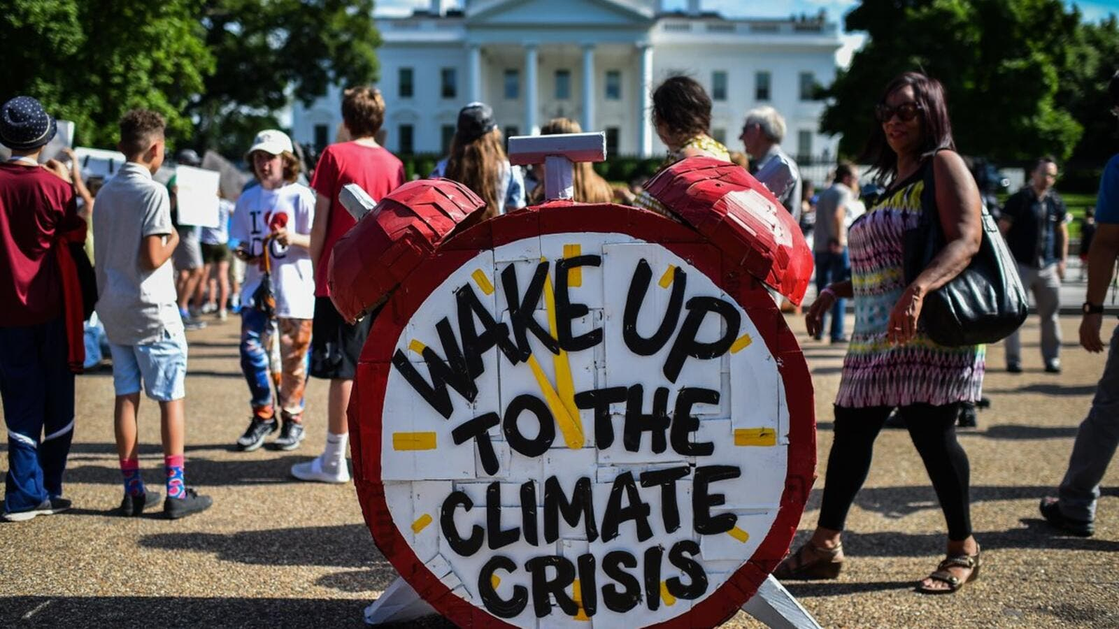 Rise for Climate: thousand march across US (Twitter)