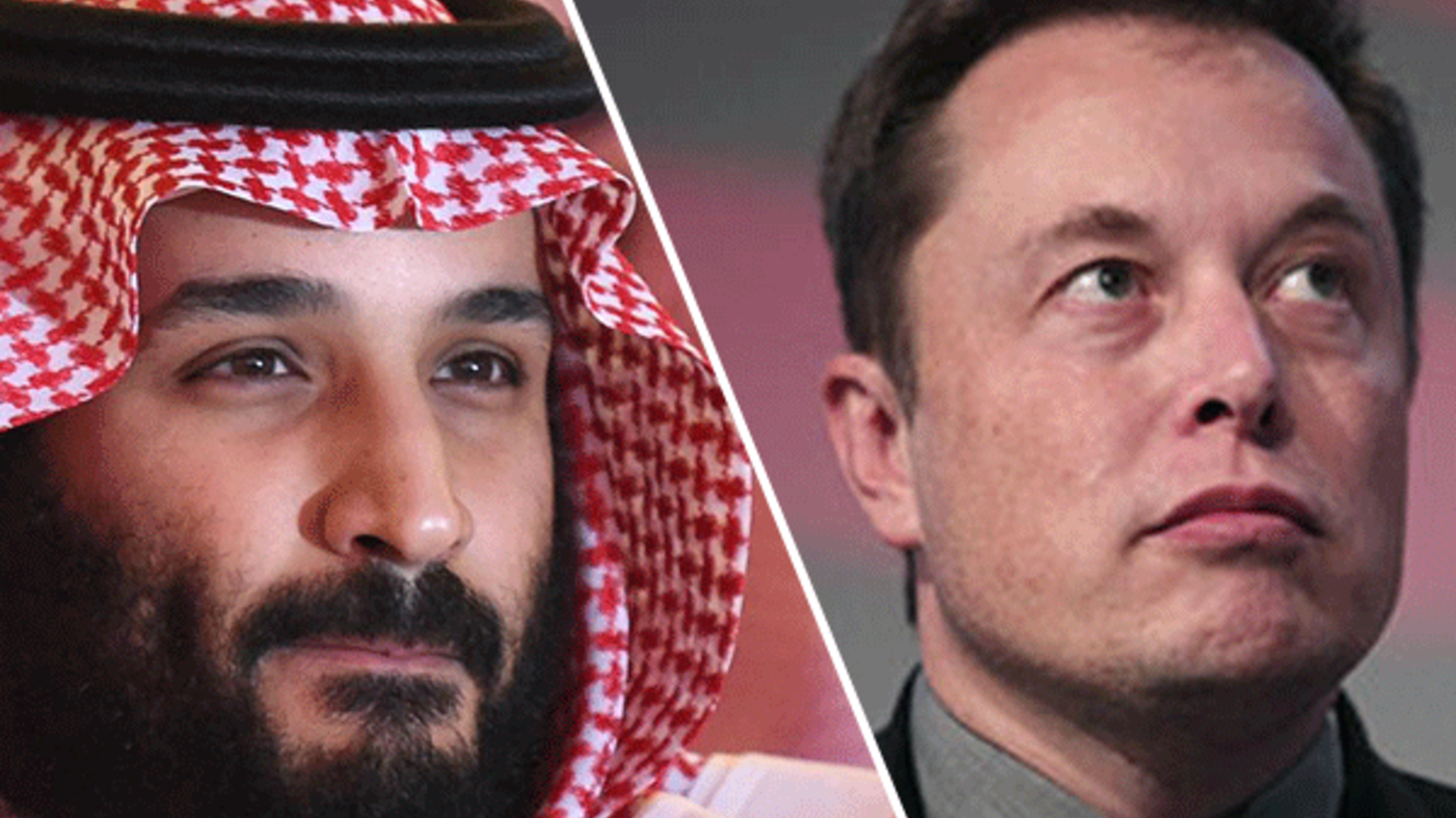 The billionaire Elon Musk announced via Twitter his plans to take Tesla private with the help of a Saudi Arabian multibillion funding. (AFP/File Photos)