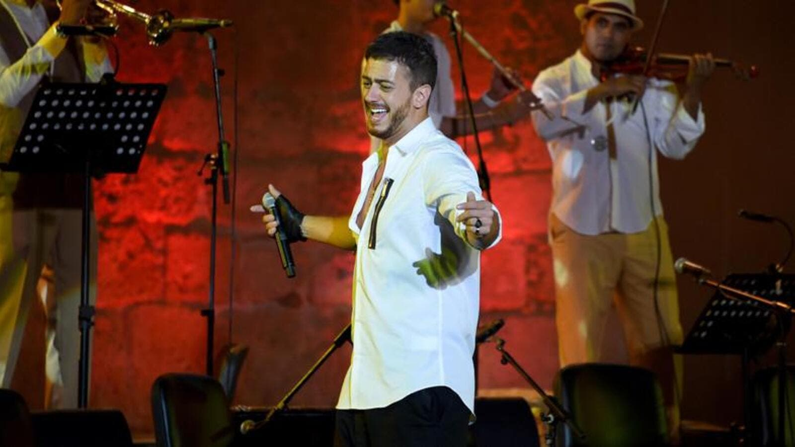 Moroccan Singer Saad Lamjarred Just Got Reported for Rape in Paris