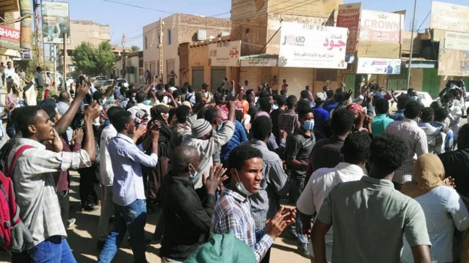 Sudan Police Stop Khartoum University Professors From