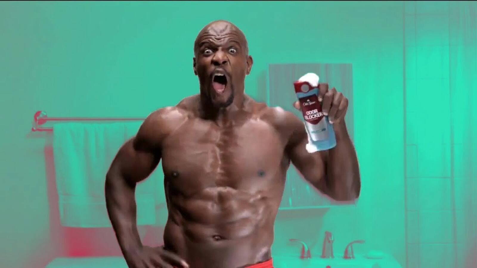 Old Spice deodorant commercial gets world record. (YouTube Screenshot)