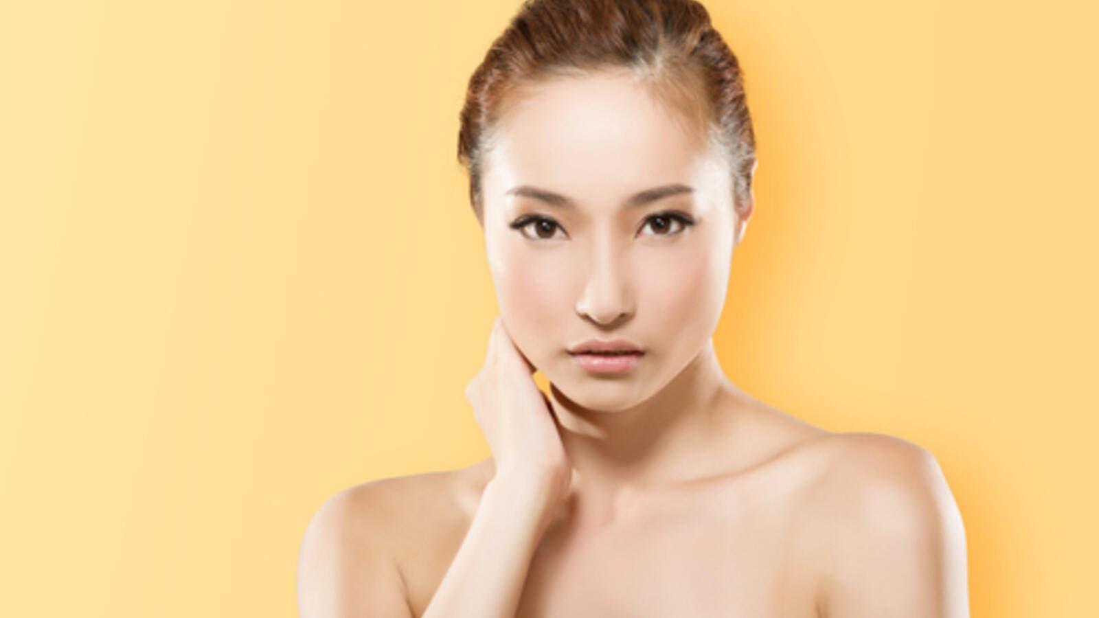 41303b8fb جمال بشرة المرأة الكورية في يوم المرأة العالمي   البوابة